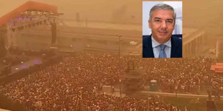 La hipótesis de Luis Serra: el 'Carnaval de la calima' propagó el coronavirus en Tenerife